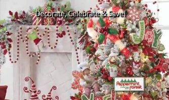 Peppermint Forest Christmas Shop - Charlotte Shopping